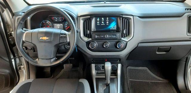 S10 LT 2.8 4x4 Automática Completa-Financiamos-2017 - Foto 14