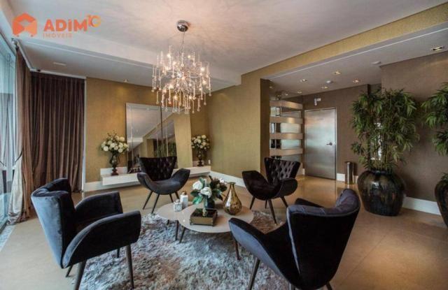 Apartamento alto padrão à venda, 03 suítes, 02 vagas de garagem, lazer completo - Centro d - Foto 12