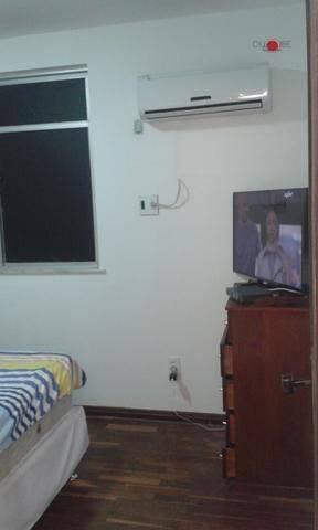 Apartamento no Atlantic Ville II com 2 (dois) dormitórios, com 81,00m² por R$ 180.000,00 - - Foto 4