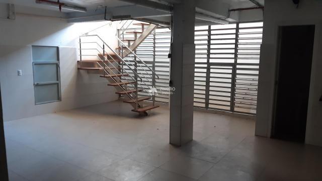 Loja térrea para venda em Santa Maria com Garagem banheiro PNE + subsolo 100m2 localizada  - Foto 9