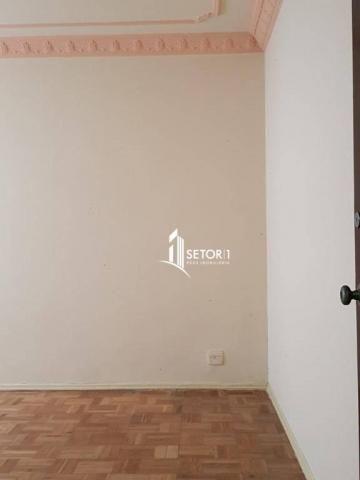 Apartamento com 3 quartos para alugar, 138 m² por R$ 1.800/mês - Centro - Juiz de Fora/MG - Foto 3