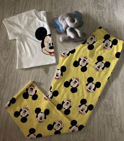 Pijama das blogueiras personagens - Foto 2