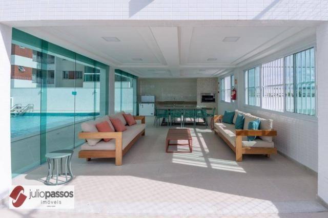 Apartamento com 2 dormitórios à venda, 73 m² por R$ 646.416,14 - Jardins - Aracaju/SE - Foto 19