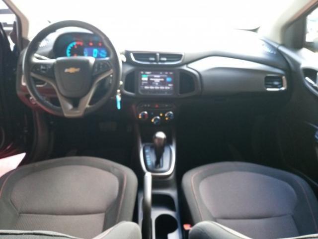 Chevrolet onix 2016 1.4 mpfi ltz 8v flex 4p automÁtico - Foto 9