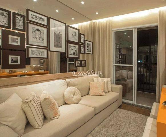 Apartamento à venda, 64 m² por R$ 378.594,00 - Macedo - Guarulhos/SP - Foto 4
