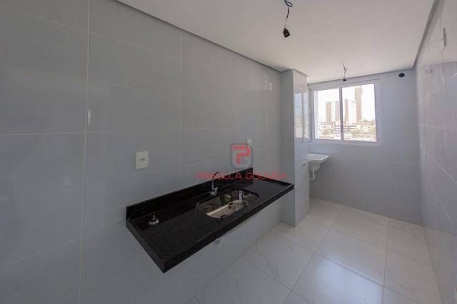 Apartamento 3 quartos no Bessa com varanda gourmet e área de lazer - Foto 16