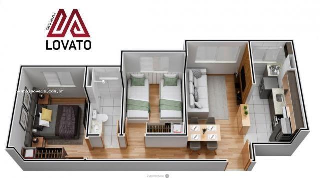 Apartamento para Venda em São Paulo, Cidade São Mateus, 2 dormitórios, 1 banheiro, 1 vaga - Foto 15