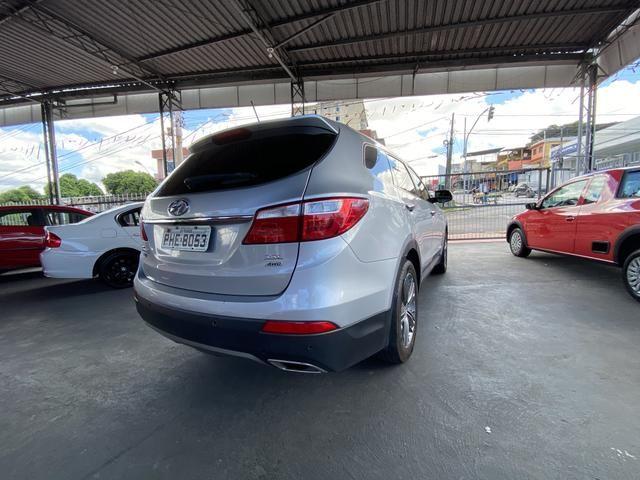 Santa Fé V6 GLS 4x4 7 lugares financiamos e aceitamos carro - Foto 3