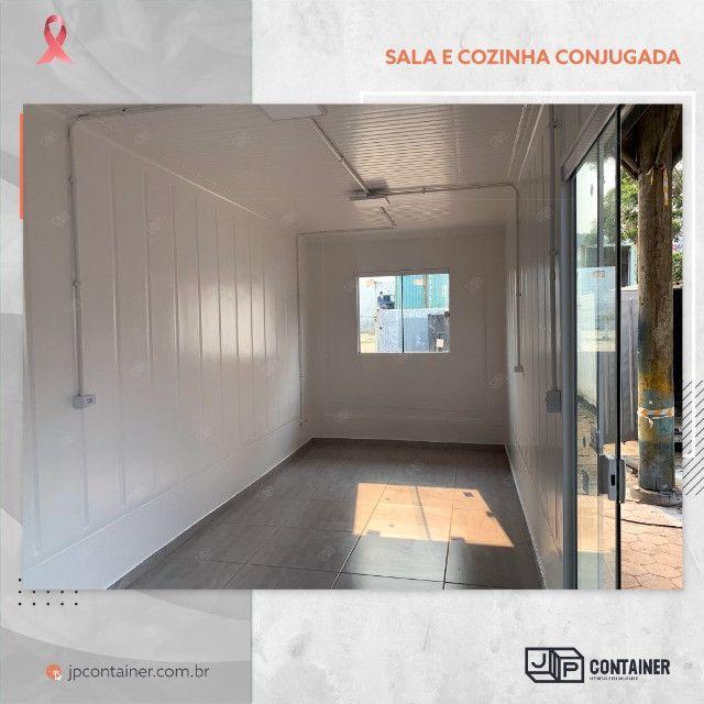 Container Alojamento Casa para Campo 30m² - Foto 5