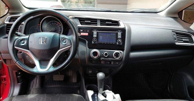 Honda FIT Ex - Único dono pela FIPE 2015 - Todo revisado em concessionaria - Foto 2