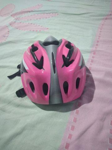 Vendo um capacete dê ciclista - Foto 3