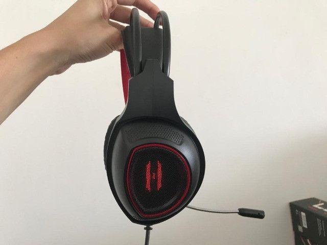 Headset Gamer com LED / Gt-F4 Lehmox - Foto 3