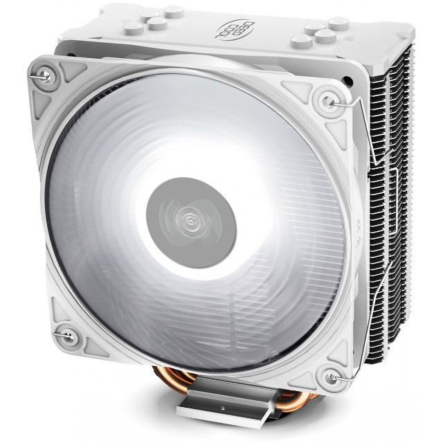 Cooler CPU Deepcool Gammaxx GTE V2 White LED - Loja Fgtec Informática - Foto 3