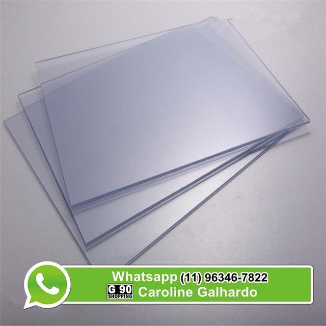 Acrílico Transparente - Foto 3
