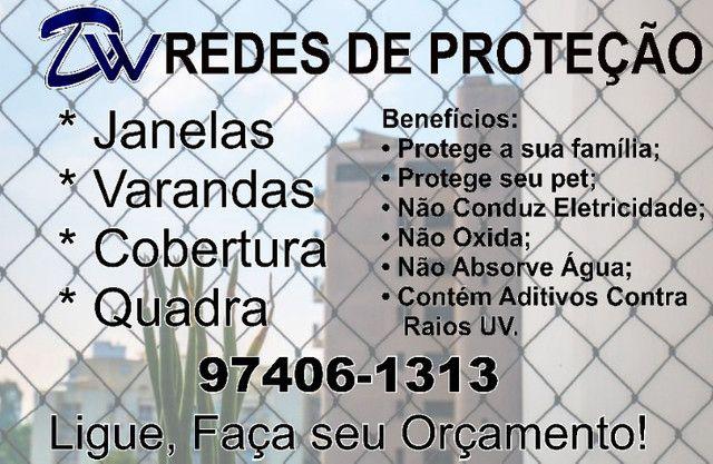 Redes de Proteção - Foto 2