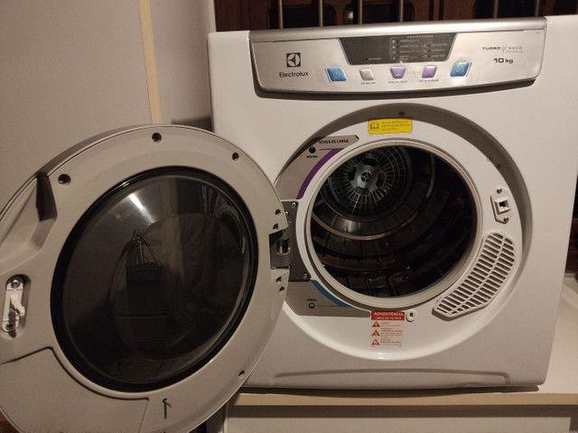 Máquina de secar Roupa * Eletrolux zeradaaaaaaa - Foto 2