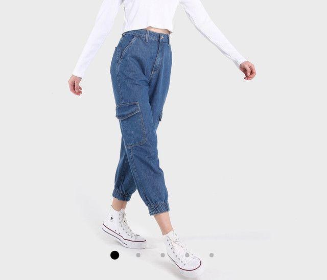 Vendo calça feminina nunca usada