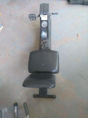 Esteira elétrica,bicicleta, aparelho de abdominal - Foto 2