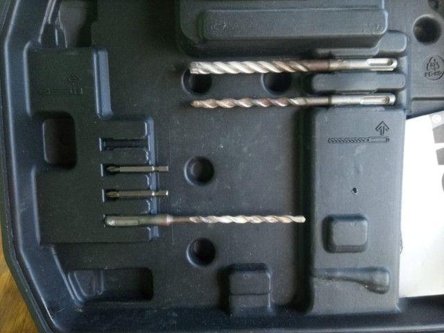 Martelete a Bateria WORX - Com Maleta e Acessórios - Foto 3