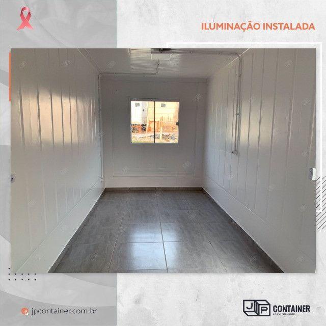 Container Alojamento Casa para Campo 30m² - Foto 2
