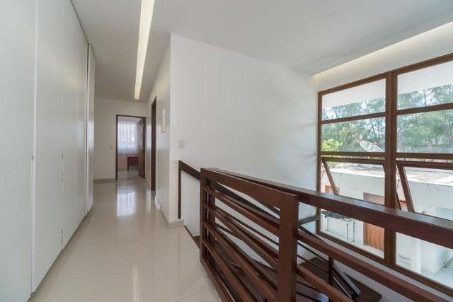Casa à venda no condomínio Gravatá com 6 suítes e porteira fechada - Foto 4