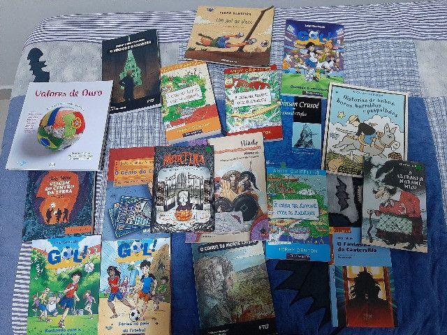 Livros Juvenis e Infantis( preço individual de cada livro na Descrição) - Foto 2