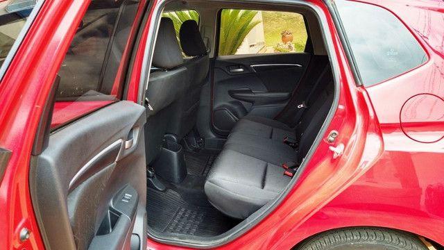 Honda FIT Ex - Único dono pela FIPE 2015 - Todo revisado em concessionaria - Foto 4