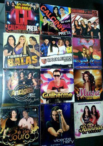 CDS DE FORRO DIVERSOS  - Foto 4