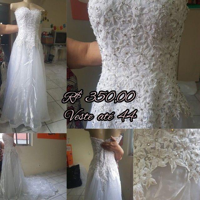 Vestidos de noiva seminovos  - Foto 5