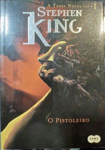 A Torre Negra - Stephen King - 6 volumes - Foto 2