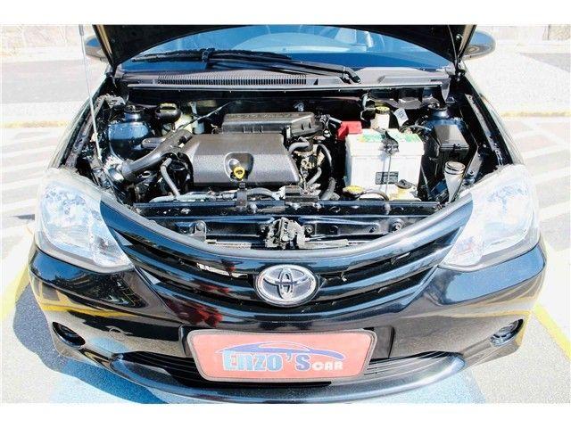 Toyota Etios 2014 1.5 xs 16v flex 4p manual - Foto 12