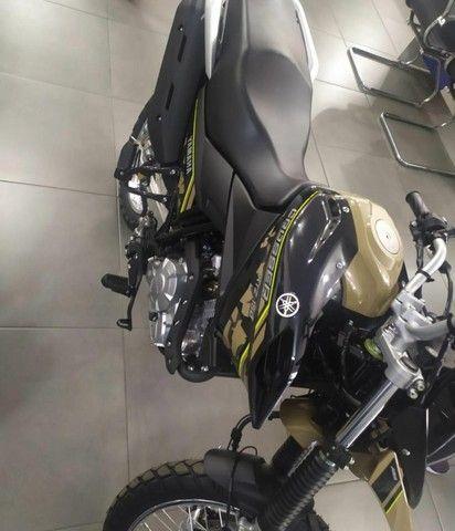 xtz 150 Crosser Z 2022 pronta entrega cor preta/bege 3 Unidades aceito sua usada na troca  - Foto 2