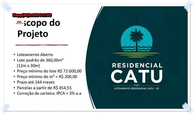 Loteamento Catu &#$& - Foto 5