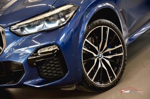 BMW X5 M XDRIVE30D MSPORT 265HP 30 MIL KM UNICO DONO 4P - Foto 12