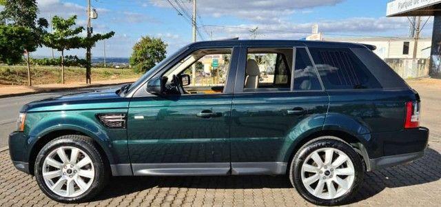 Range Rover Sport SE 3.0 4x4 TDV6 Diesel/ impecável/ revisada/ pneus novos - Foto 4