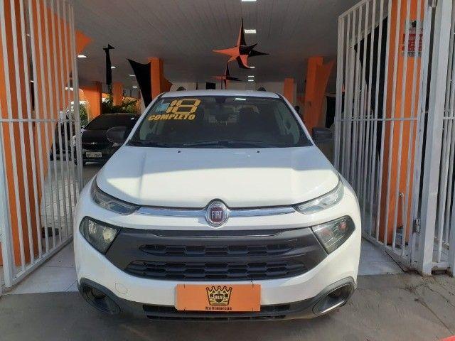 Fiat Toro Freedom 1.8 AT (2018)