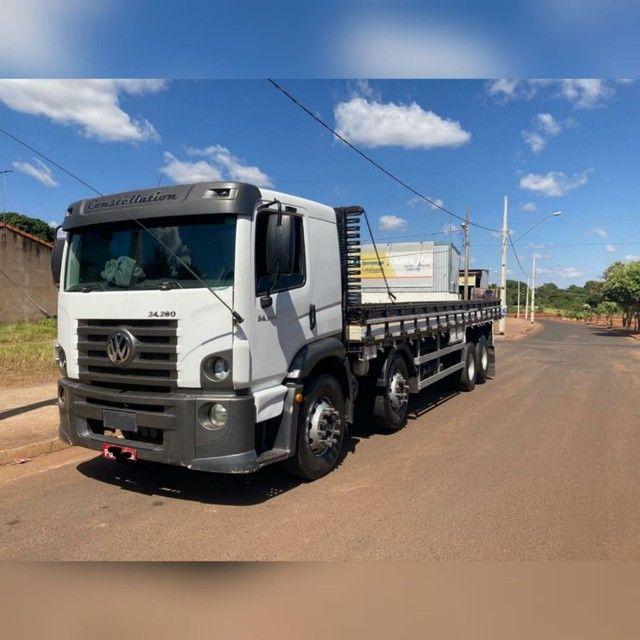 Caminhão 24280 a venda - Foto 3