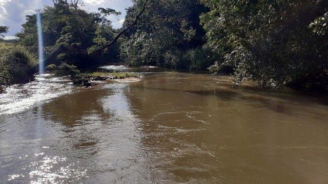 Chácara com Rio Piscina Casa e Reserva em Cristianópolis Goiás - Foto 3