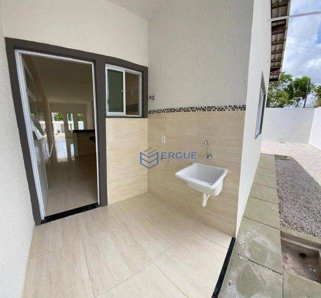 Casa com 3 dormitórios à venda, 99 m² por R$ 200.000,00 - Pedras - Itaitinga/CE - Foto 6