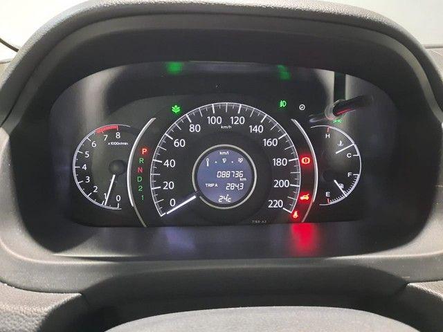 HONDA CRV 2.0 EXL 4X4 16V FLEX 4P AUTOMÁTICO - Foto 12