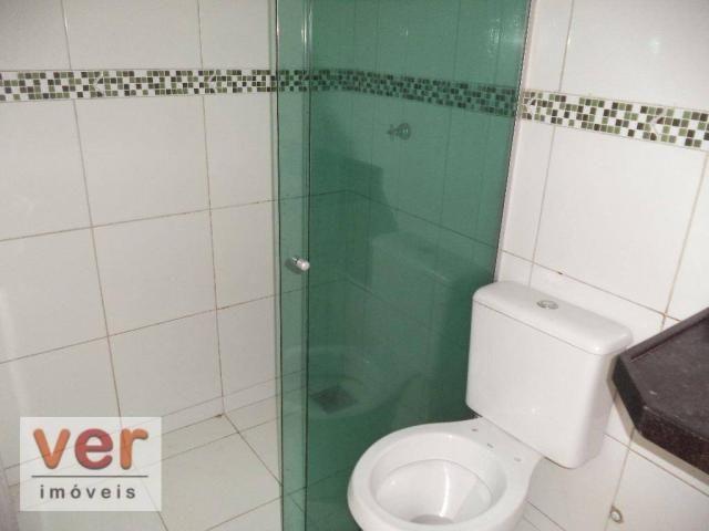 Casa para alugar, 60 m² por R$ 600,00/mês - Itapoã - Caucaia/CE - Foto 17