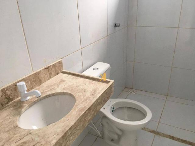 Casa Plana com 2 dormitórios sendo 1 suíte à venda, 63 m² por R$ 185.000 - Mangabeira - Eu - Foto 5