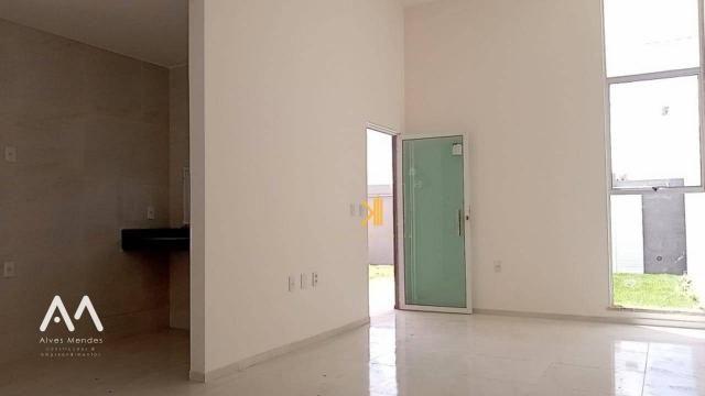 Casa Plana com 3 dormitórios sendo 2 suítes à venda, 90 m² por R$ 229.000 - Encantada - Eu - Foto 9