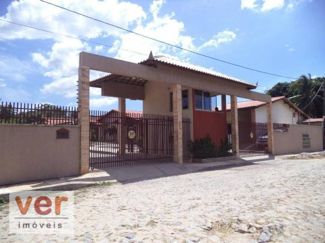 Casa para alugar, 60 m² por R$ 600,00/mês - Itapoã - Caucaia/CE - Foto 2
