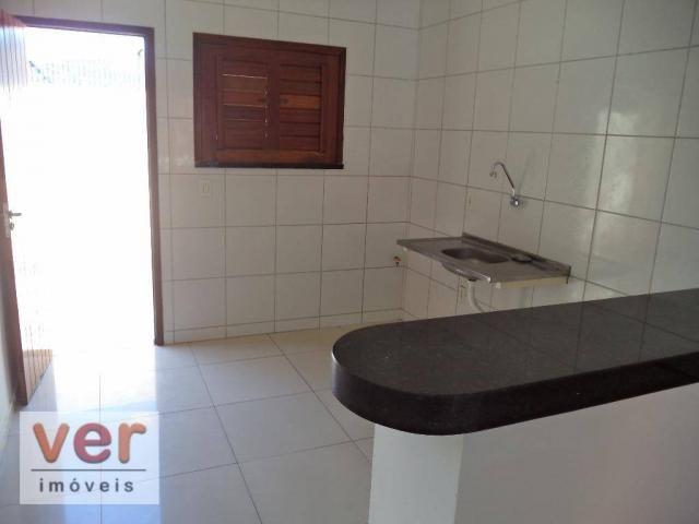 Casa para alugar, 60 m² por R$ 600,00/mês - Itapoã - Caucaia/CE - Foto 11