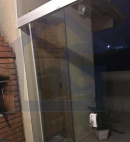 Apartamento à venda com 2 dormitórios em Vila humaitá, Santo andré cod:4107 - Foto 17