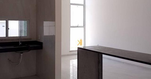 Casa com 3 dormitórios sendo 2 suítes à venda, 89 m² por R$ 265.000 - Urucunema - Eusébio/ - Foto 7