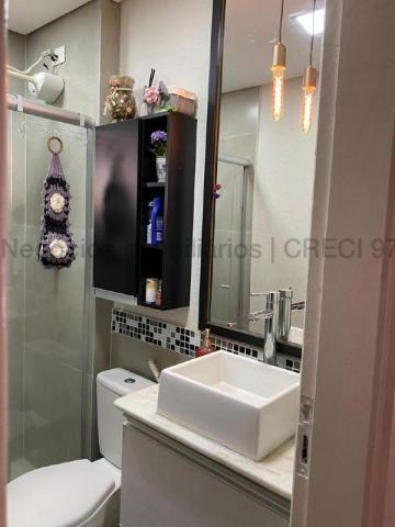 Apartamento à venda, 2 quartos, 1 vaga, Tiradentes - Campo Grande/MS - Foto 5