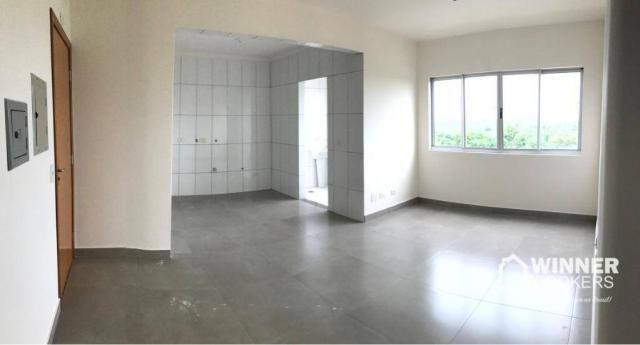 Apartamento com 3 dormitórios à venda, 80 m² por R$ 300.000,00 - Zona 01 - Cianorte/PR - Foto 2