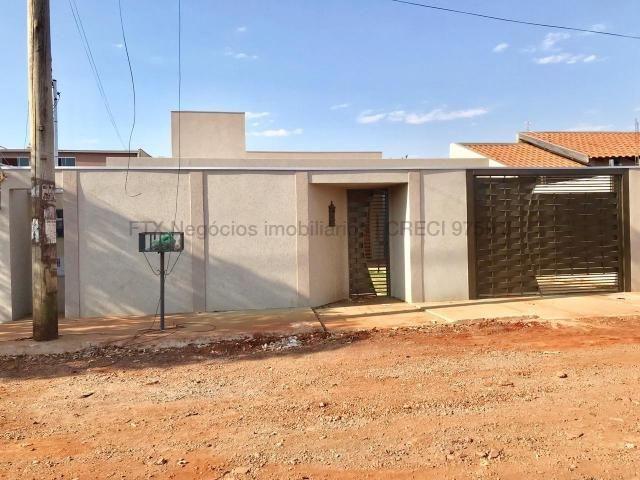 Casa à venda, 2 quartos, 1 suíte, 2 vagas, Vila Nova Campo Grande - Campo Grande/MS